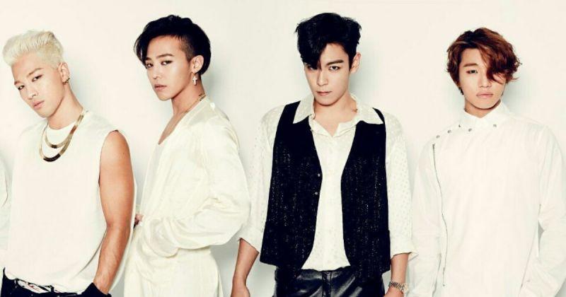 「四人组 BIGBANG」即将亮相 今春赴美参加《COACHELLA》!