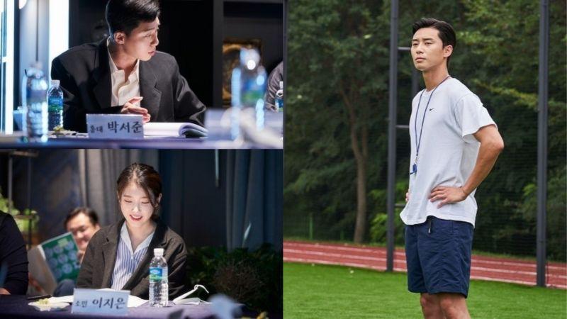 朴敘俊&IU主演電影《Dream》已完成國內拍攝!首張劇照曝光,朴敘俊變身帥氣足球選手