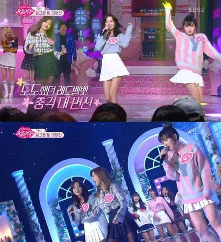 《歌門的榮光》Red Velvet熱唱少時太蒂徐《TWINKLE》 興致大爆發