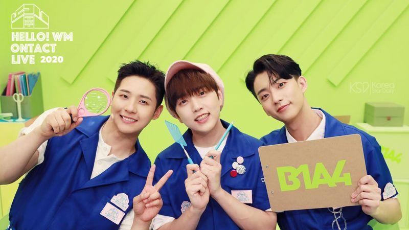 經典人氣男團 B1A4 將以3人體制回歸樂壇!回歸月份也確定啦~