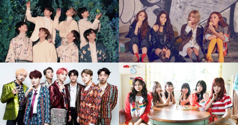 SBS《歌谣大战》公开首波阵容 BTS防弹少年团、TWICE、iKON⋯⋯八组大势出列!