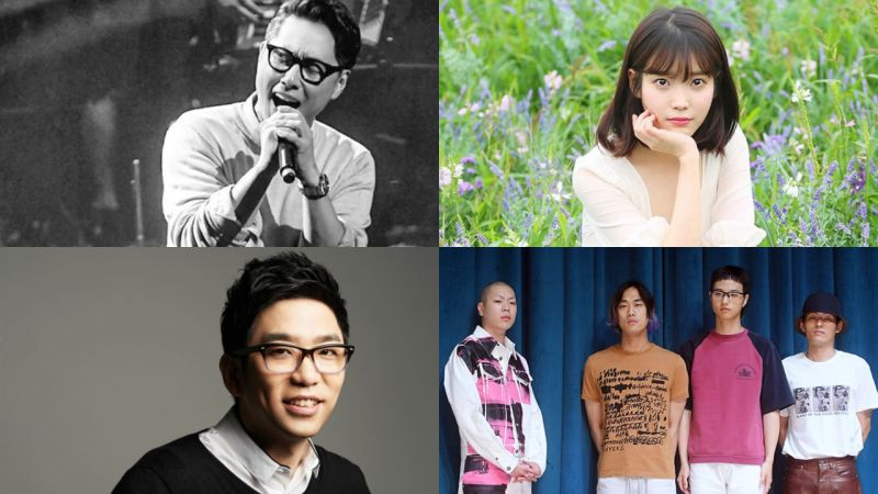 從尹鍾信、IU、10cm 到 hyukoh 大舉出擊 這週末一定要鎖定《柳熙烈的寫生簿》!