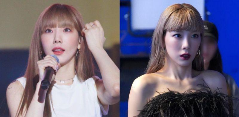 太妍:最近有了食欲变胖了!粉丝:长胖反而更美啊♥