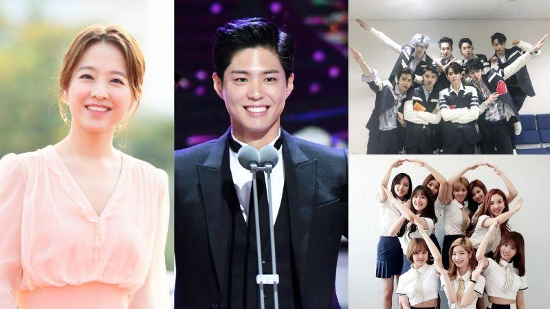 2017年大眾文化藝術獎名單公開! 朴寶劍&EXO&池晟&朴寶英均上榜