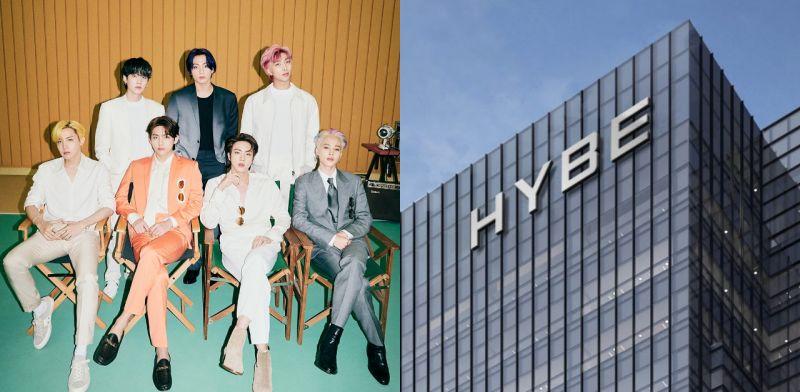 看饿了!BTS防弹少年团公司HYBE娱乐的餐厅也太好了吧~果然房时爀对美食是认真的XD