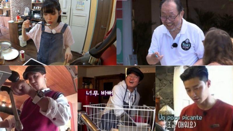 近期在综艺节目中令人著迷的「兼职生们」!谁是你最想共事的对象呢?
