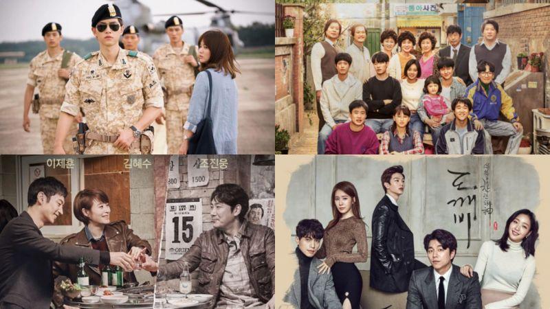 2016年可能是韩剧迷最爱的一年:这些剧你一定都看过!