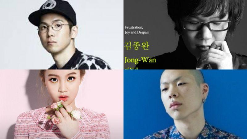 《无限挑战》Hip-hop特辑秘密武器公开 Mad Clown、李遐怡、Hyukoh、Nell加入演出