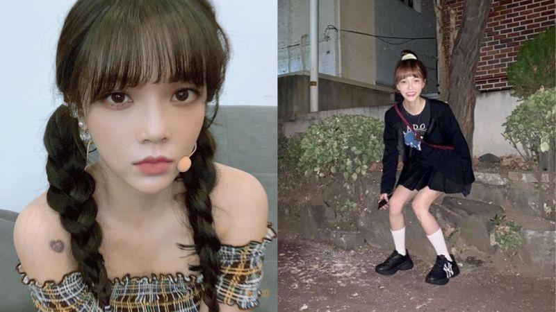 AOA智珉近照大暴瘦,身體狀況引發粉絲擔憂!FNC回應:「智珉健康沒有問題,因為一直堅持在運動!」