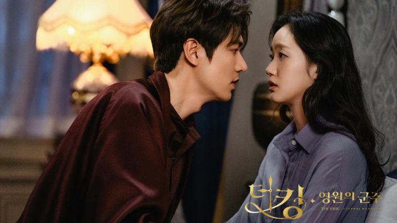 熱門韓劇《The King:永遠的君主》今日主殺青,下週將迎來第16集大結局!