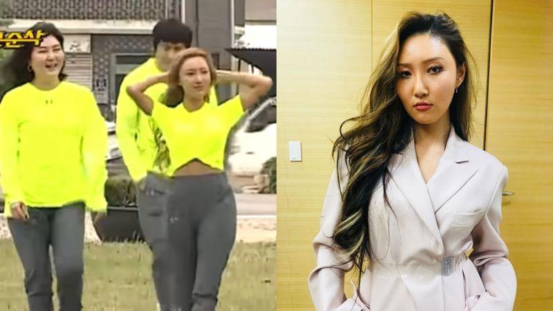 明明是同一條褲子,為何 MAMAMOO 華莎 穿起來特別有型!?