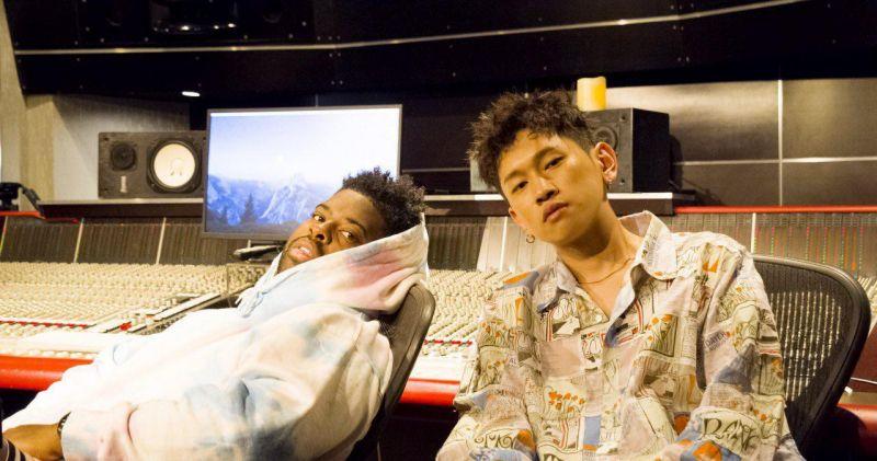兩大R&B鬼才的神合作:Crush&Pink Sweat$推出單曲!