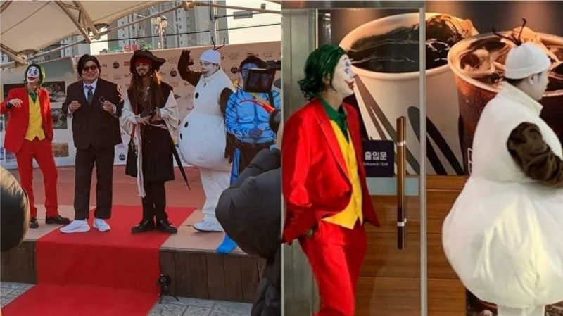 《新西游记7》新路透:这次是「电影特辑」!曹圭贤真的变成「曹小丑」 「蓝皮肤」则另有其人