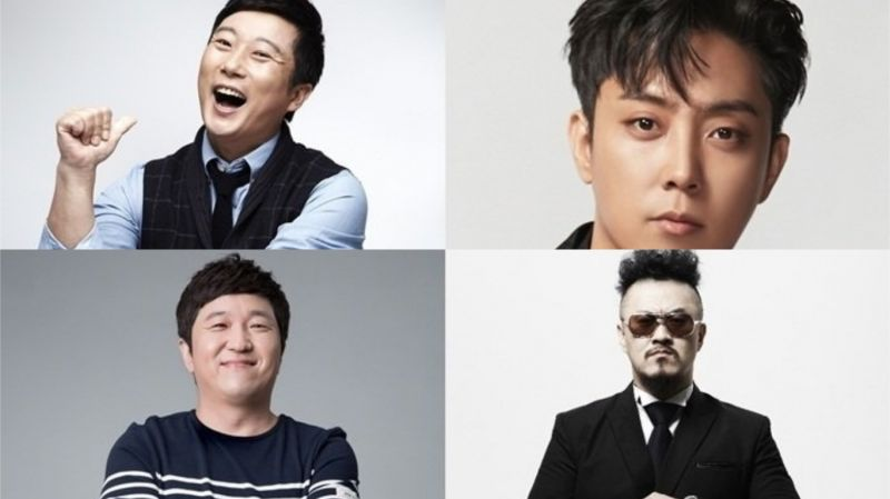 真的是《完美搭檔》!李壽根&殷志源、鄭亨敦&Defconn等加盟JTBC新綜藝
