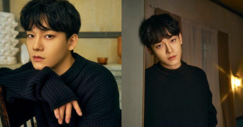 Chen 釋出新歌 MV 預告 只開口唱一句就引發期待!