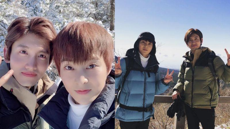 《我獨生》東方神起昌珉為了預計於今年入伍的EXO XIUMIN舊地重遊:「希望能把好運帶給他」