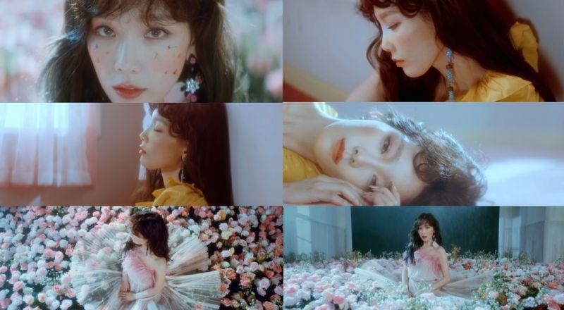 少女時代太妍正規一輯豪華版新曲《Make Me Love You》MV Teaser公開