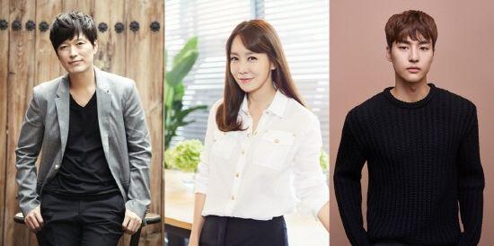 OCN驚悚新劇《Duel》將由鄭在詠、金廷恩、梁世宗主演 6月首播