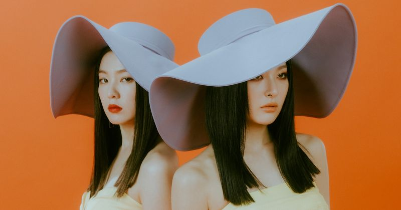 Irene&瑟琪首张专辑〈Monster〉收录六首歌 直播、实境节目即将来袭!