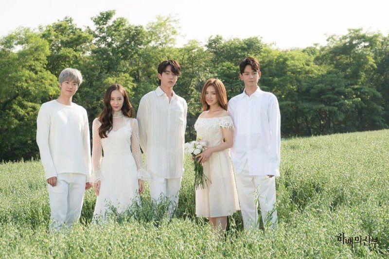 氣勢根本神級!《河伯的新娘2017》主演合體劇照首曝光 七月最期待就是這一部啦~!