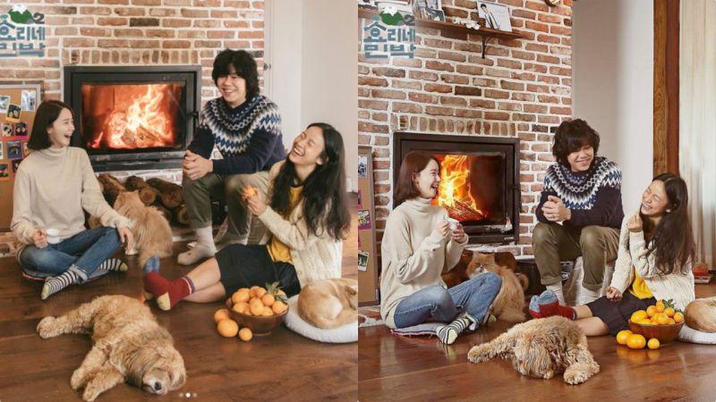 《孝利家民宿2.5》开始录制 李氏夫妇+润娥带你领略济州岛春景