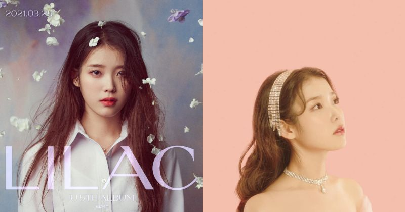 IU 閃電公開專輯收錄曲〈Epilogue〉MV!〈LILAC〉持續蟬連 Gaon 單週榜冠軍