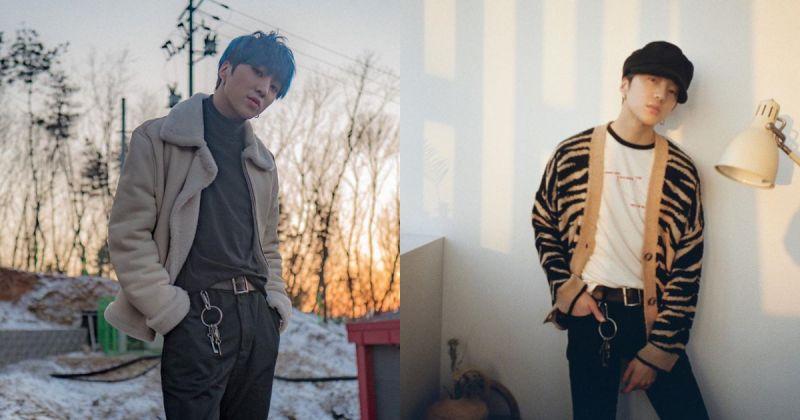 WINNER 姜升润接任《Idol Radio》特别 DJ 一路主持到月底!