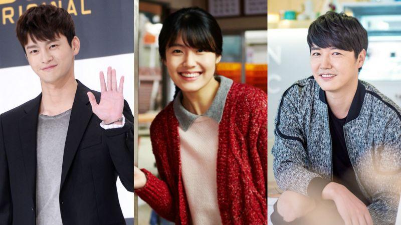 徐仁國、南智賢、尹尚賢 有望共同出演《購物王路易》