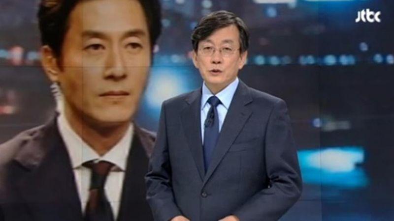 金柱赫在韩剧《Argon》中,演活了主播角色的原型是以这位「孙石熙」名主播为典范...