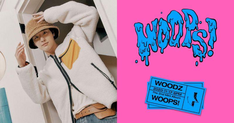WOODZ 时隔仅四个半月就回归 本月发表新专辑!