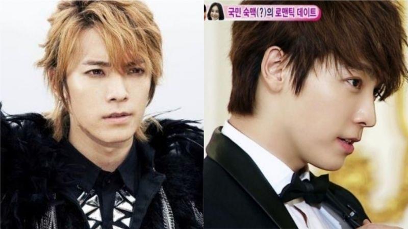 注意到了吗…「不破尚」是不是罕见几次?平时拒绝画眼线的Super Junior东海!