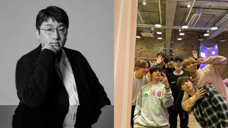 「BTS之父」方時赫亮相防彈少年團終場演唱會一張照登頂熱搜榜!網民們操碎心:您該減肥了