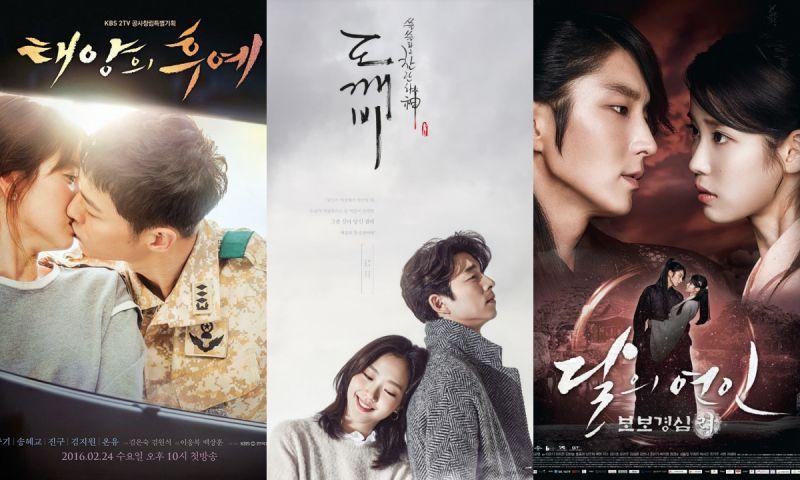 韓劇OST MV觀看次數TOP 10大盤點! 每一首都是經典中的經典