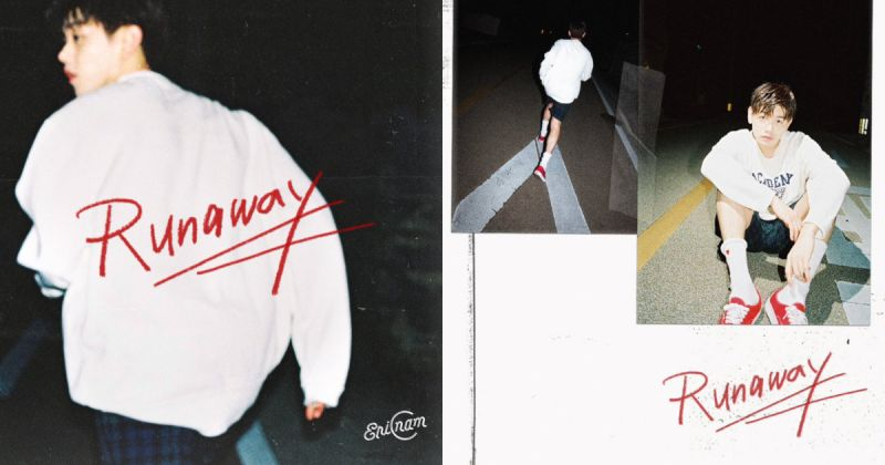 和 Eric Nam 一起遠走高飛!新歌〈Runaway〉今晚發行