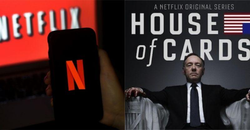 Netflix在韩扩大戏剧制作规模 专属片场拍摄韩版《纸牌屋》