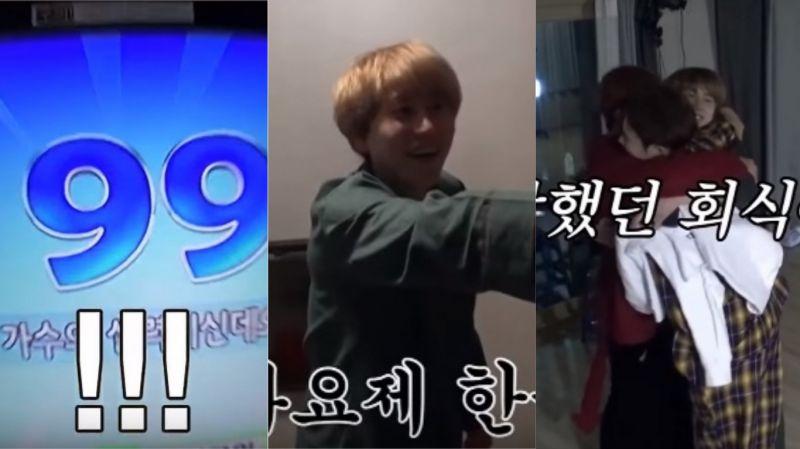 【有片】《新西游记7》最后一集:曹圭贤热唱宋旻浩《怯》!不只原唱满意 更出现「99」的高分