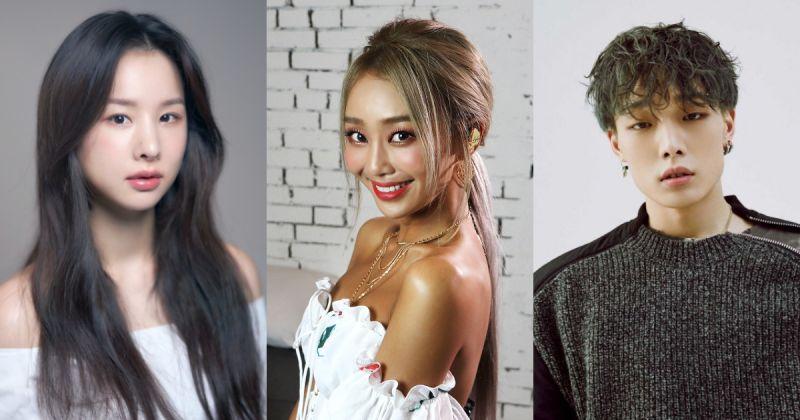 今日 OST 歌单超华丽!率智、孝琳、Bobby 以独特魅力各自诠释剧