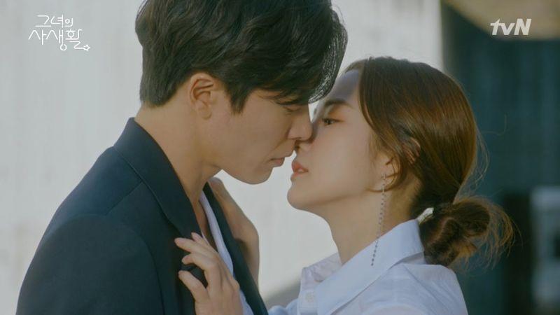 《她的私生活》金材昱&朴敏英「变情侣」今晚真的会 KISS 达阵吗?