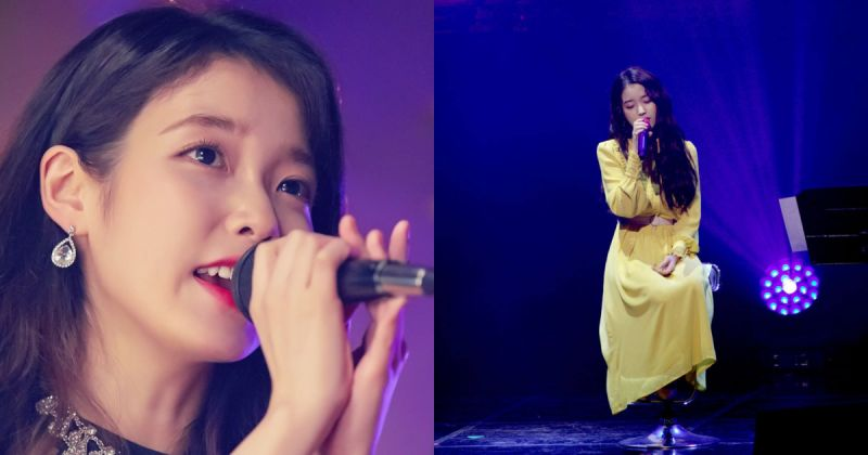 IU 刷新个人女歌手纪录 亚巡首尔场门票秒杀!