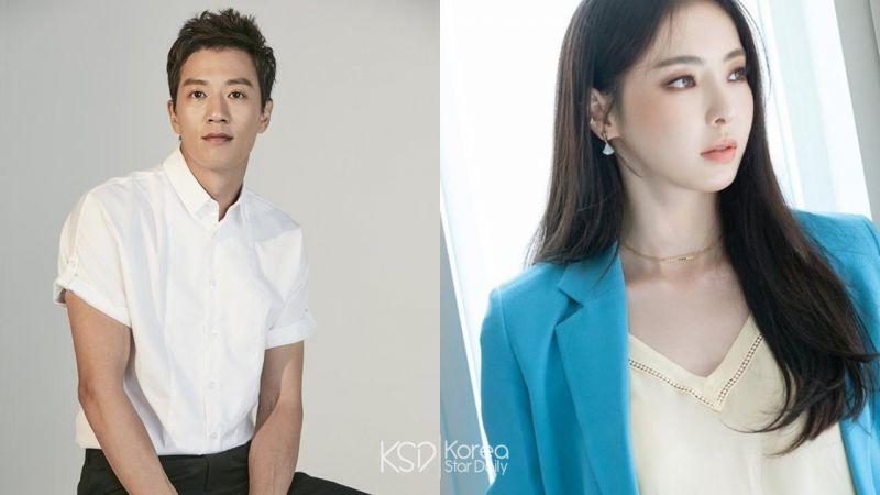 「长腿CP」金来沅&李多熙主演 tvN 新剧《LUCA》完成拍摄,历代级CG引人期待!