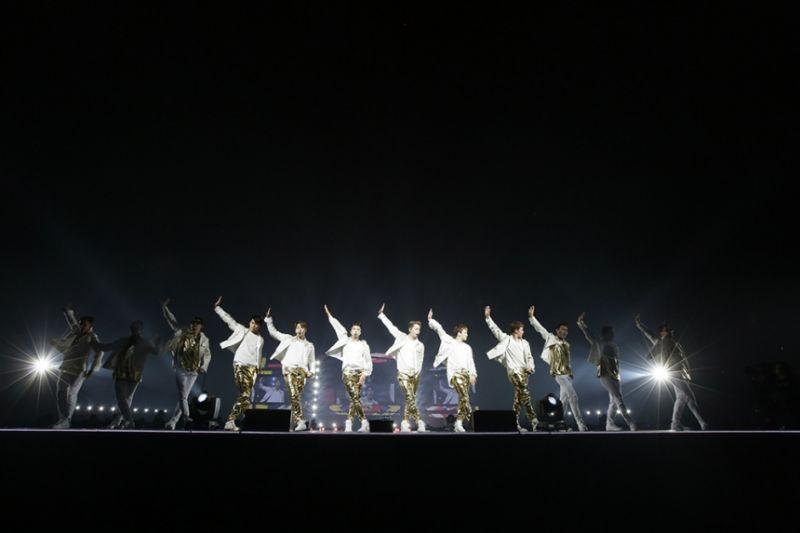 2PM時隔三年舉行東京演唱會大成功 累積滿100場