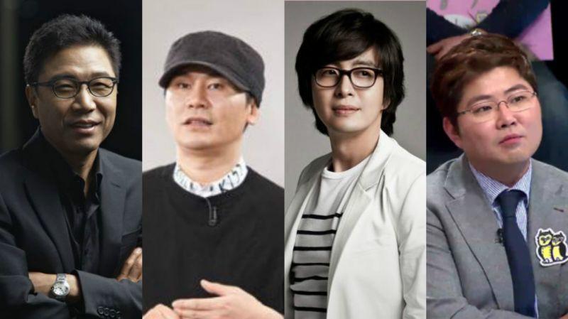 韓國演藝圈股票富翁TOP4