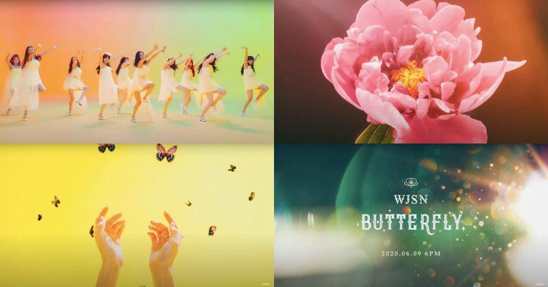 宇宙少女回歸在即 最新主打歌 MV 預告片夢幻唯美!