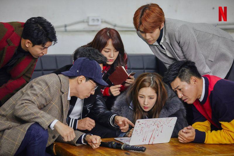 確定了!由劉在錫、李昇基、朴敏英、吳世勳、金世正等出演《Busted!明星來解謎2》將於下月8日公開