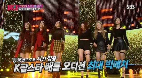 《KPOPSTAR 6》YG V.S. JYP打造的練習生女團對決 最後的勝者是?(雷)