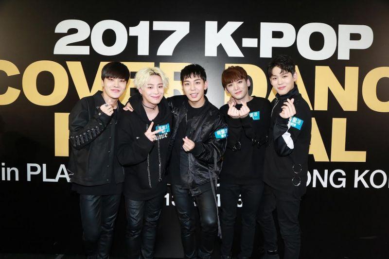 BIGFLO首度帅气袭港 现身「韩流舞蹈模仿大赛」 示范完美韩式HIPHOP舞曲