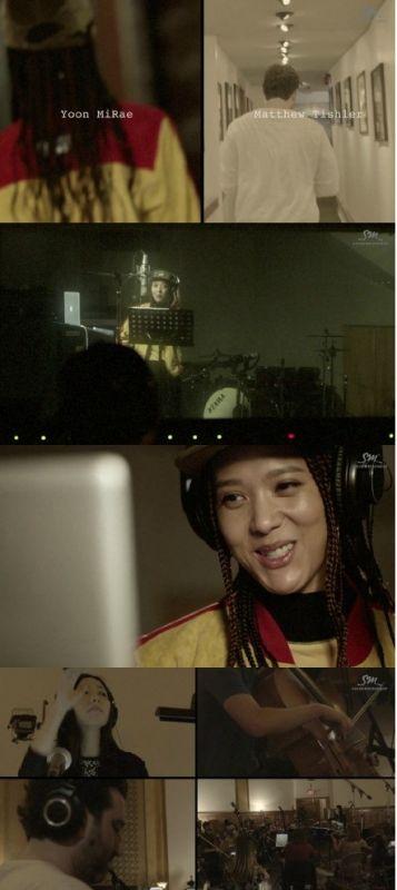 令人意想不到的SM「STATION」第三波─尹美萊