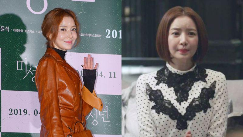 《SKY Castle》「雙胞胎媽媽」尹世雅出席首映禮:與眾不同的走紅毯方式XD