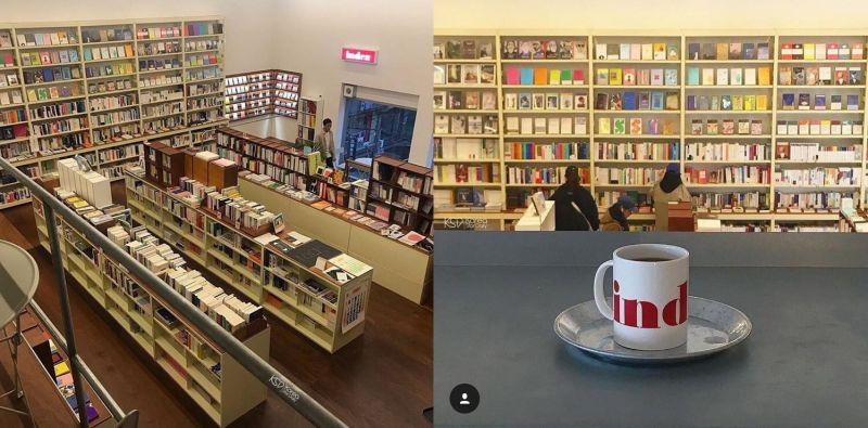 建大书本咖啡厅!文青不能错过的——Index