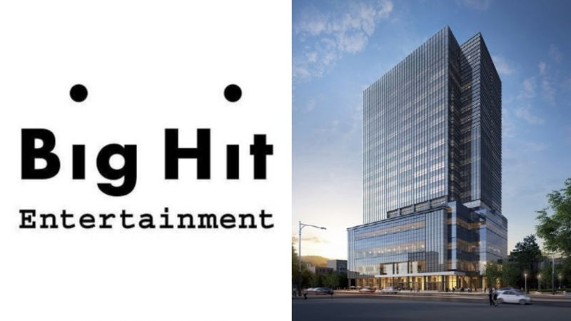 BIG HIT有望今年12月搬入龙山区办公大楼 地上地下共26层